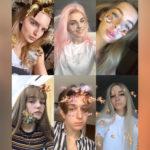 Инстаграм маски с ангелами. Небольшая подборка
