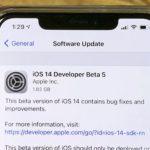 Что нового в iOS 14 Beta 5? Когда выйдет?