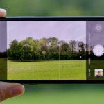 Как включить сетку на камере Айфон 11?