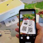 Как сканировать QR-код на Айфоне 11?