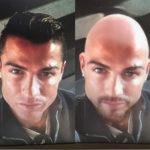 Маска «лысая голова и борода» в Инстаграм. Как найти?