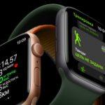 Комплект поставки Apple Watch Series 6 и SE