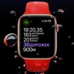 Можно ли плавать или принимать душ с Apple Watch Series 6 и SE?