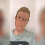 Маска превращающая в аниме в Инстаграм. Как найти?