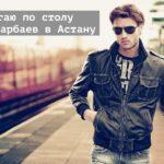Как называется песня «я шагаю по столу как Назарбаев в Астану» из Тик Тока?