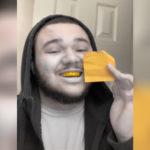 Маска «желтые зубы» в Инстаграм. Где найти?