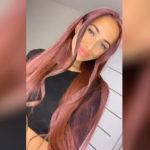 Маска с розовым цветом волос в Инстаграм. Где взять?