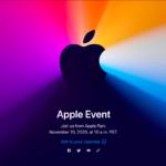 Презентация Apple 10 ноября: что покажут?