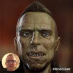 Приложение Gradient — эффект «СТИЛЬ ОРКА»