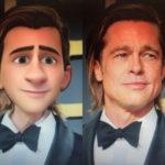 Эффект Pixar в Тик Ток.  Как найти маску?
