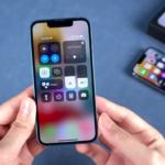 Как включить проценты зарядки на Айфоне 13, 13 мини, 13 Про и 13 Про Макс?